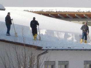 Jakie obowiązki mają pracodawcy zimą?