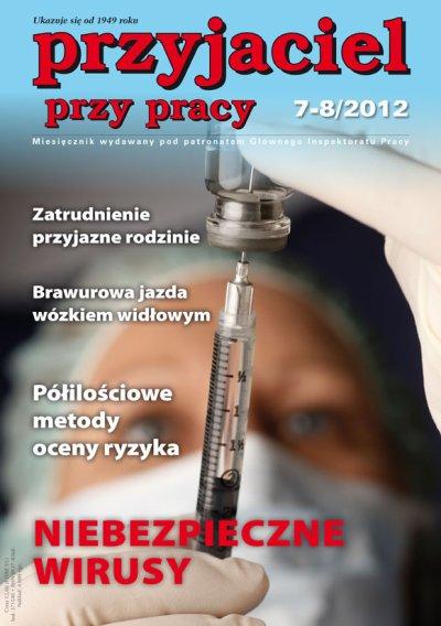 Przyjaciel przy pracy 7-8/2012